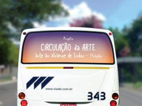 Projeto Circulação da Arte - 3a. edição
