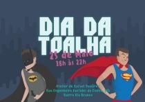 Dia da Toalha 2016 - Arte Rodrigo Dambros
